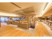 和食を中心とした新感覚のブッフェがお楽しみいただけます。
