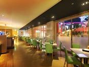 朝食会場にもなるイタリアンレストラン「DONODONO」