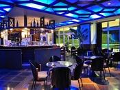 Bar「coral view」店内