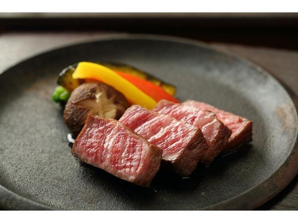 佐賀牛のロースステーキ