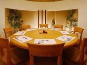 日本料理 和旬楽/地下1階テーブルやお座敷等、様々な個室をご用意しております。ご希望をお知らせ下さい。