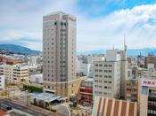 長野のランドマーク!県内最高層の【タワー棟】は地上16階建て!