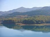 【周辺観光】宝仙湖(玉川ダム)