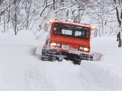 非日常を体験!誰もいない雪上車でおもいっきり冬を満喫しよう!