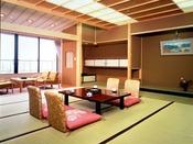 「汐見亭」客室の一例