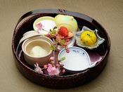 【お子様メニュー】離乳食セット-夕食:1,500円(消費税別)