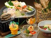 メインチョイスが4種から選べて楽しい青山やまと人気No.1献立【やまと遊膳】。