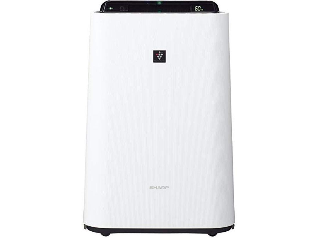 全てのお部屋に加湿器機能付きの空気清浄機がございます。
