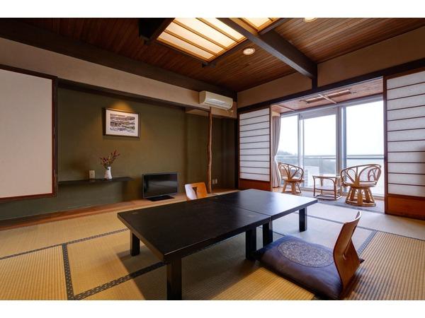全室瀬戸内海眺望のスタンダードな客室