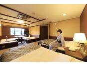 富士眺望スタンダードルーム