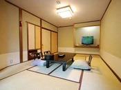 【源泉内湯付】 68平米 和室と広々ツイン「泉遊 ~SENYU~」の和室