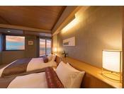 海側和洋室の一例