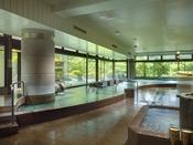 大浴場「赤富士」内湯(ご婦人)