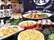 2月1日より高砂酒造さんご協力のもと酒粕と地元食材を使った朝食メニューのコラボレーションを実施することとなりました!