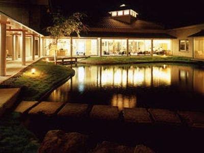 鳥取温泉観水庭こぜにや