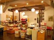 ◆館内に売店を完備(お土産に困りません)