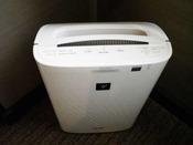 加湿機能付空気清浄機(プラズマクラスター)ハイグレードフロア・レディースフロア
