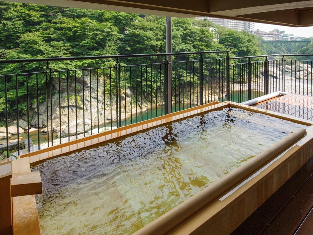 ■男性大浴場「露天風呂」