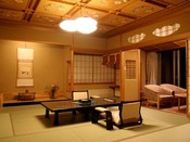 白鷺亭最上階・特別室「万葉の間」