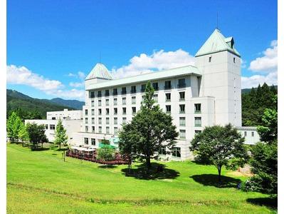 神鍋温泉 ブルーリッジホテル