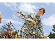いつもとひと味違う装いで、かわいく&お洒落に京都を満喫!7月~8月は浴衣レンタルのみです☆※写真はイメージ