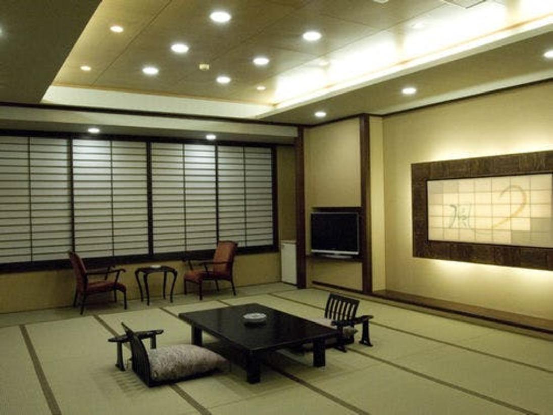 大納言 どのお部屋からも関門海峡をご覧になっていただけます