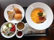 洋朝食セットメニュー 一例