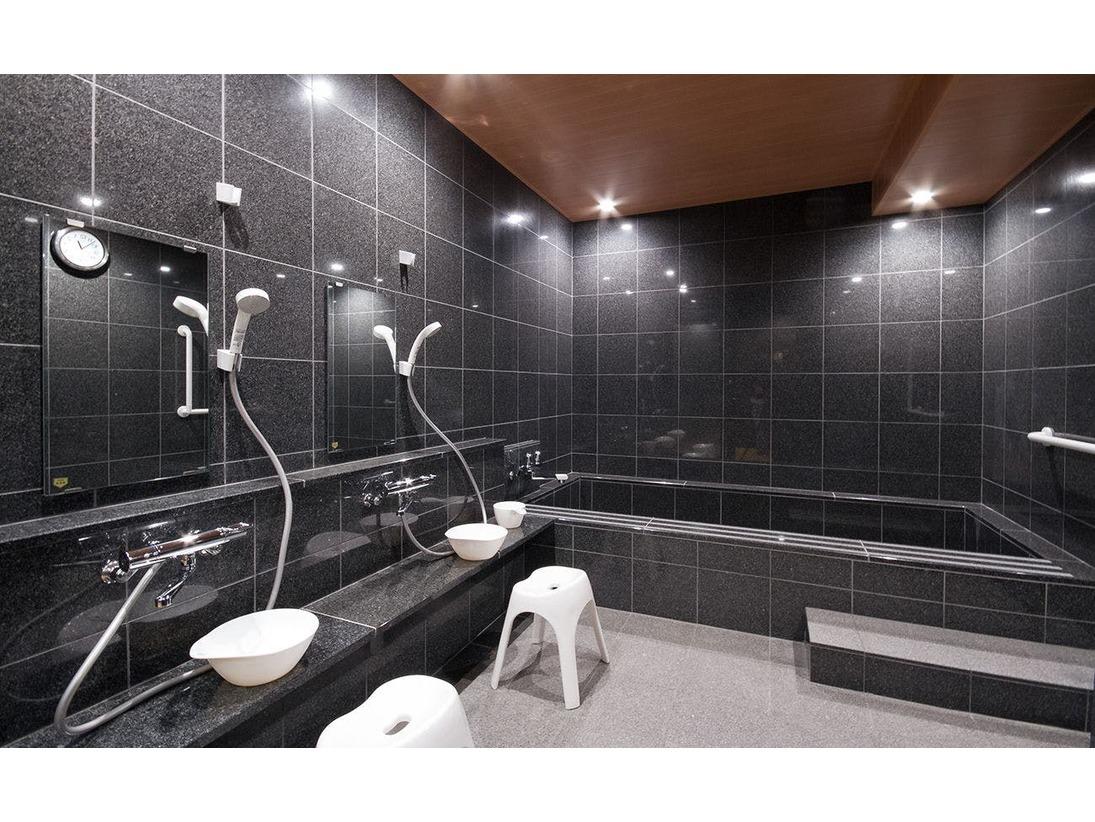 貸切家族風呂(おひとり様でも利用可です)