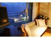 海側ソファー