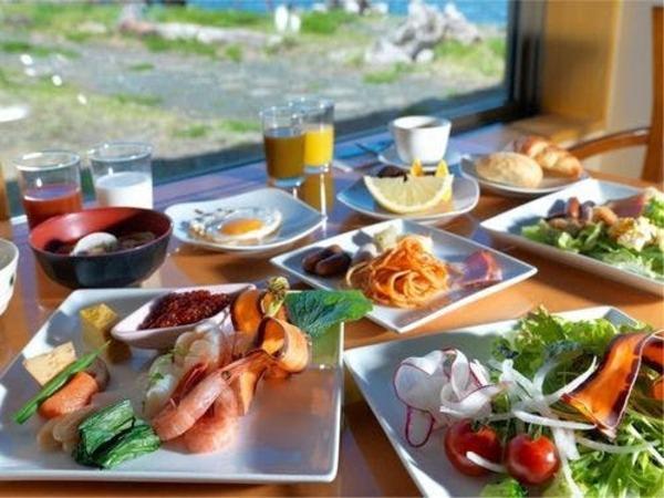 ◆朝食バイキング(一例)