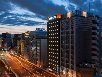 アパホテル〈上野駅北〉(旧:アパホテル〈上野...