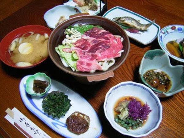 *【お料理(全体例)】
