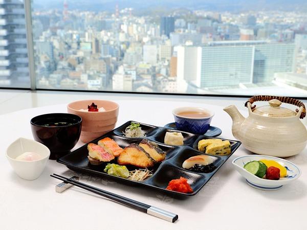 朝はほっとする和食でも