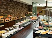 和洋食ビュッフェ朝食「ファイン・ビュッフェ」(イメージ)