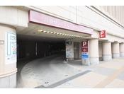 【提携駐車場】霞城セントラルパーキング
