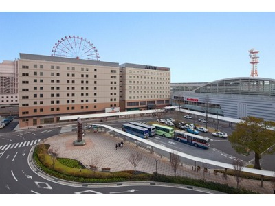 JR九州ホテル鹿児島