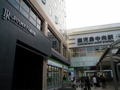JR鹿児島中央駅(西口側)直結