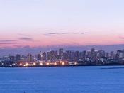 【オーシャンビュー】東京都心の夜景 ※イメージ