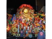【八戸三社大祭】7月31日~8月4日開催。およそ300年の歴史と伝統を誇る、国の重要無形民俗文化財「八戸三社大祭」。