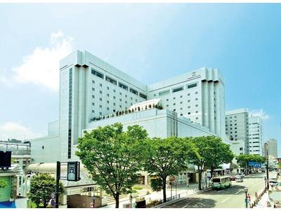 秋田ホテル(旧秋田ビューホテル)