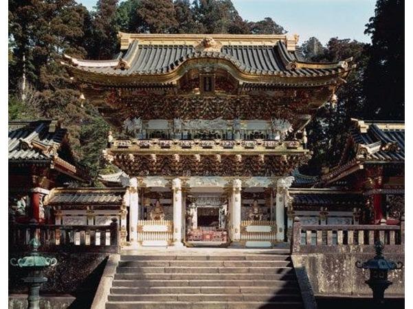 【日光】日光東照宮の「陽明門」