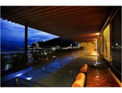 温泉大浴場夜の雰囲気14:00~25:00/6:00~11:00
