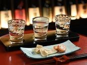 【日本酒Bar香林】プレミアム飲み比べセット