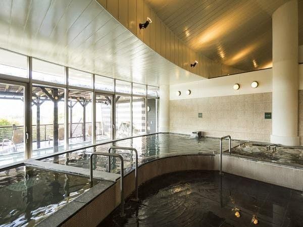 獅子伏温泉 大浴場