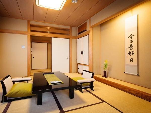 客室(全室加湿空気清浄機付)