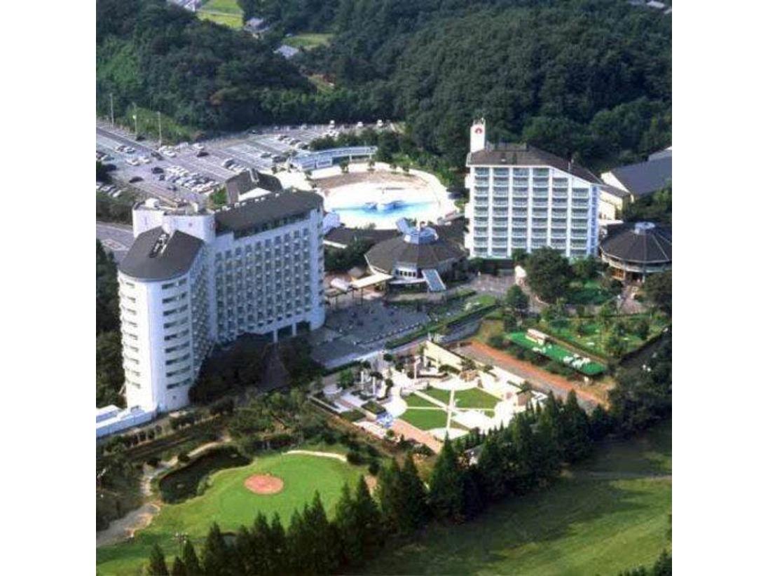 四季の湯温泉 ホテルヘリテイジ