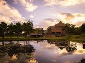 星野リゾート メローウッドゴルフクラブ クラブハウス