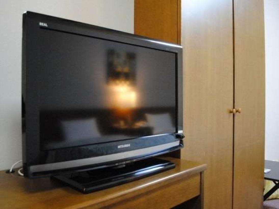 ◆デジタル液晶テレビ(VOD全室完備)