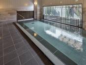 大浴場(サウナ有)男性大浴場には露天風呂もございます。