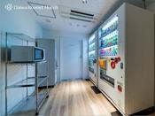 自動販売機コーナー(5階・12階)